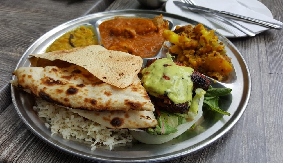 order online indian thali